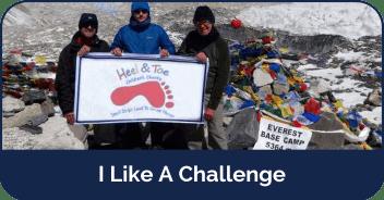 I Like A Challenge