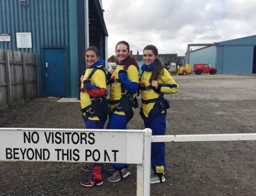 Well Done Skydivers