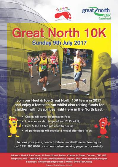 Great North 10K