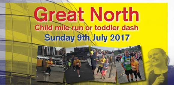 Great North 10K Family