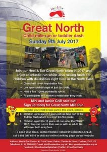 Great North Family Run
