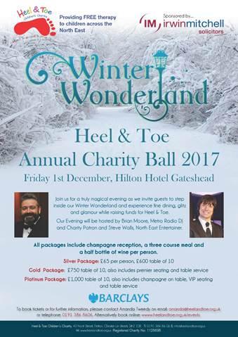 Winter Wonderland Charity Ball