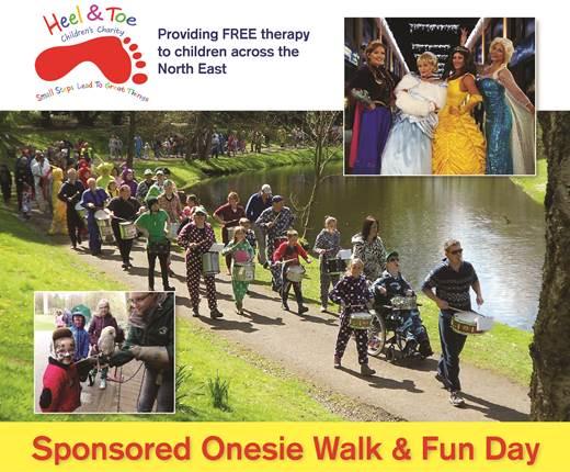 Onesie Walk