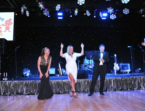 Charity Ball Beats Last Years Total