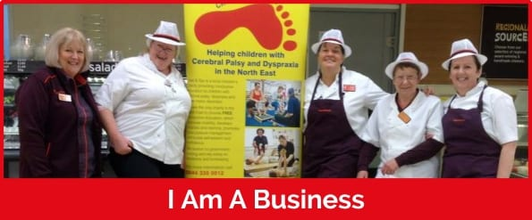 Heel & Toe - North East Children's Charity - I Am A Business
