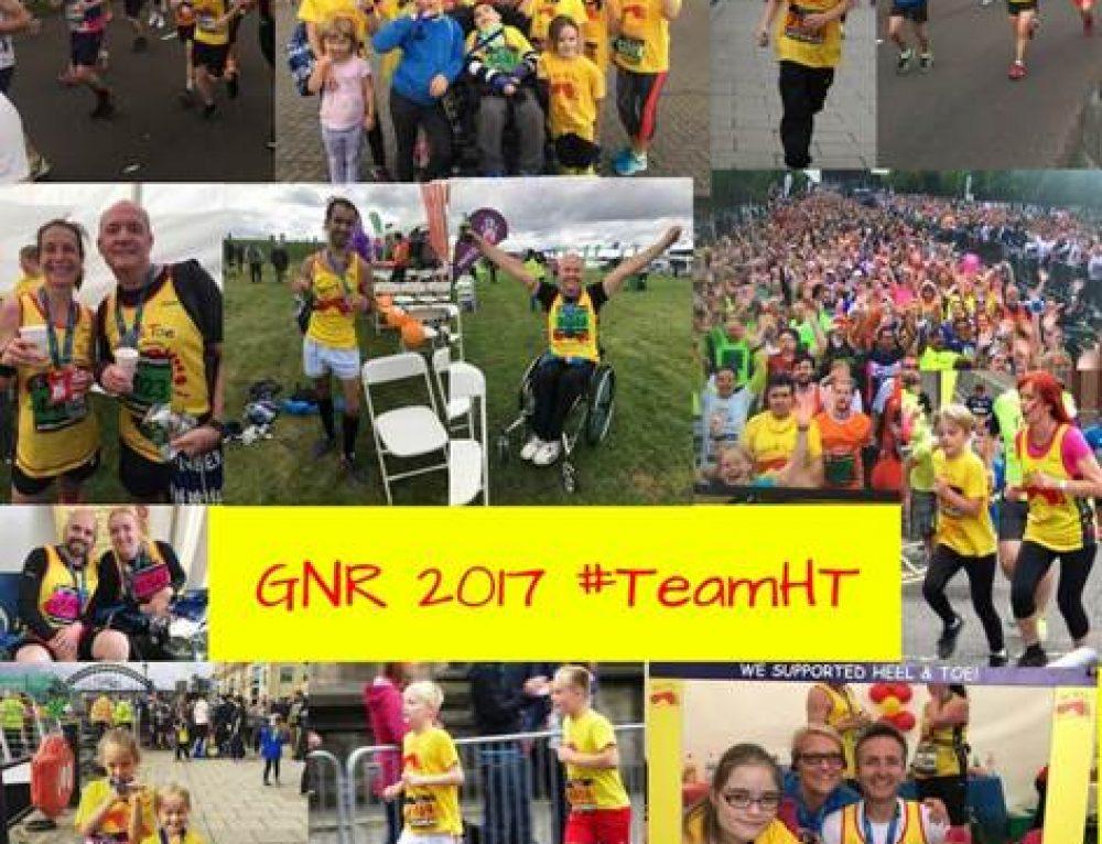 Great North Run 2017