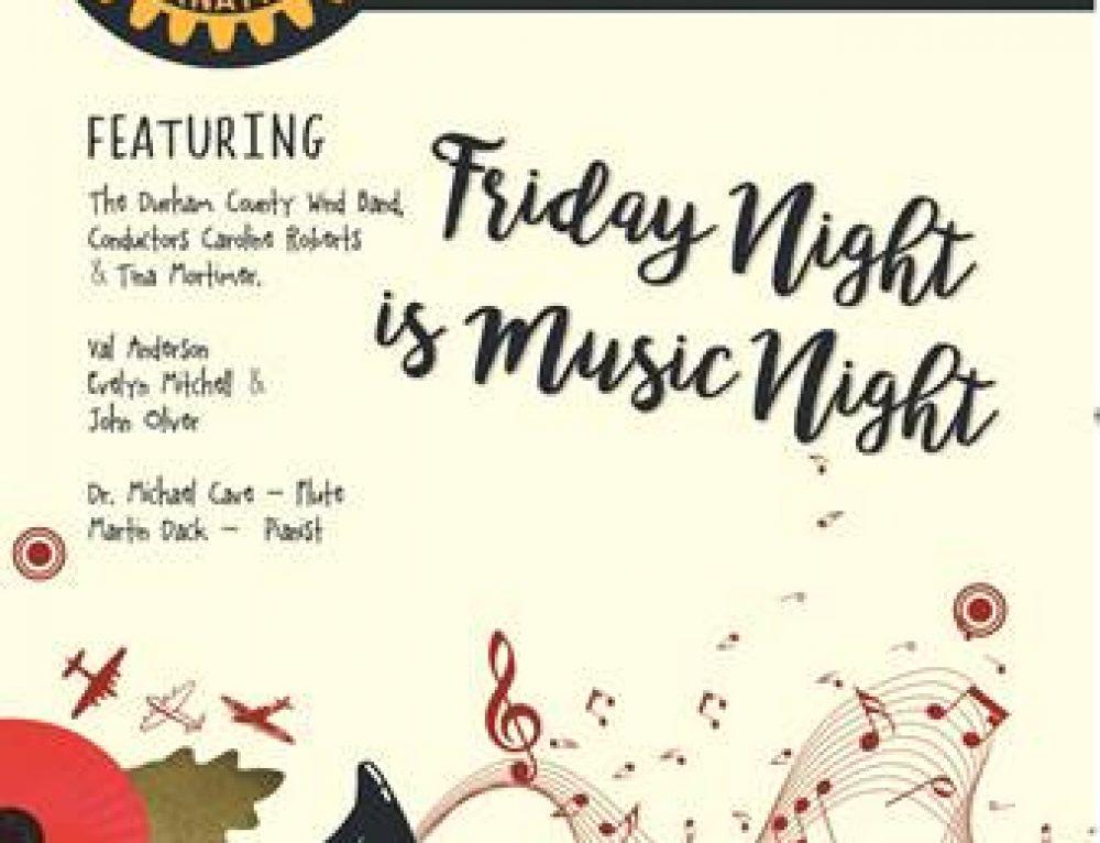Friday Night is Music Night