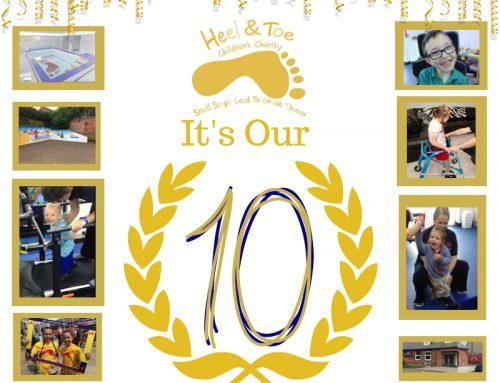Happy 10 Year Anniversary To Us