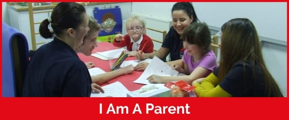 Heel & Toe - North East Children's Charity - I Am A Parent