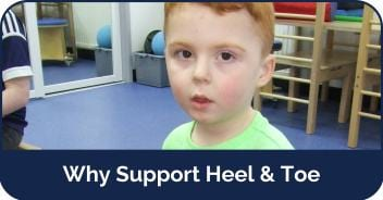 Business - Why Support Heel & Toe