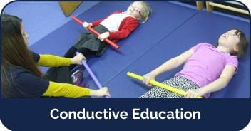 Heel & Toe - Conductive Education