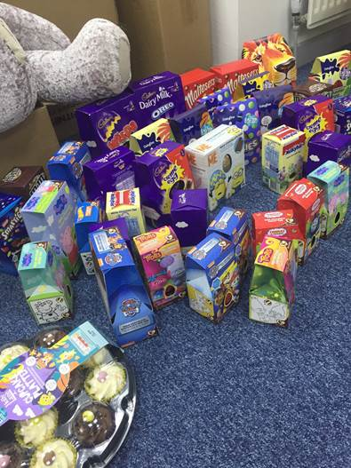 Easter Egg Donation