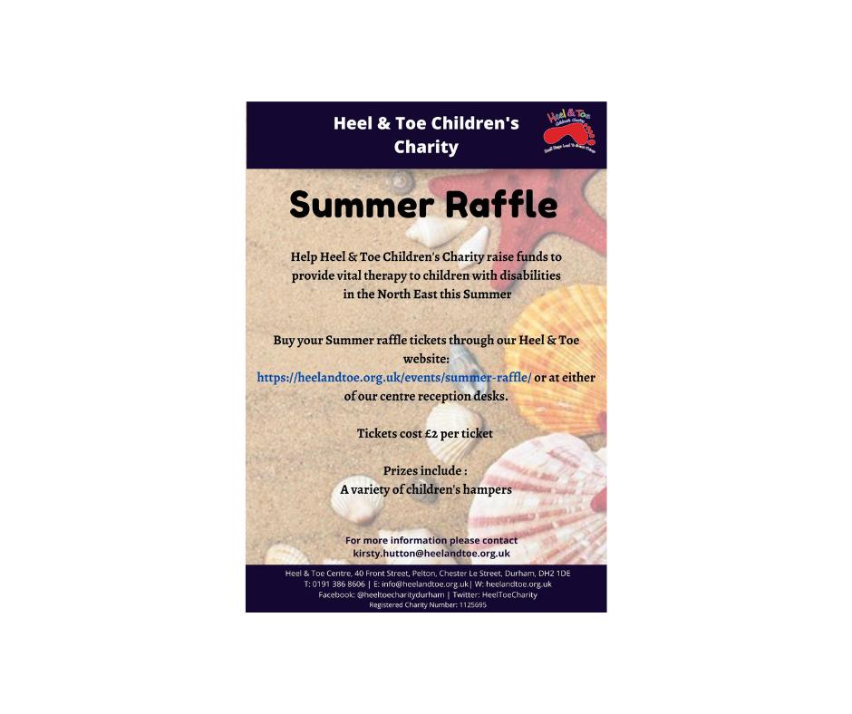 Children's Summer Raffle